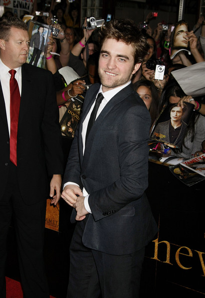 "Celebrities attend the ""The Twilight Saga: New Moon"" Los Angeles premiere at Manns Village Theatre in Westwood, CA."