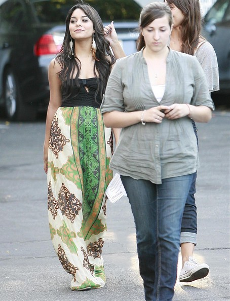 Vanessa Hudgens Out And About. Vanessa Hudgens Out And About