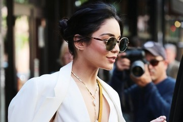 Vanessa Hudgens Vanessa Hudgens Steps Out in NYC