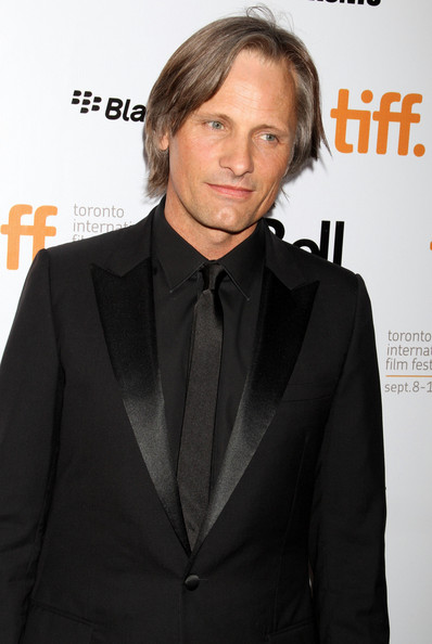 Viggo Mortensen Celebrities attending the 2011 Toronto Film Festival premiere of 'A Dangerous Method' in Toronto, Canada.