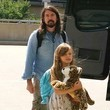 Violet Grohl Dave Grohl and His Daughter Depart from Washington DC