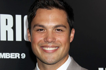 "Michael Copon ""Warrior"" Los Angeles Premiere"