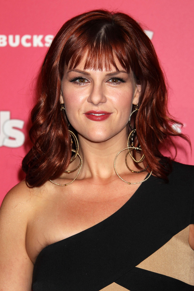 Sara Rue in Us Weekly Hot Hollywood Party - Arrivals - Zimbio