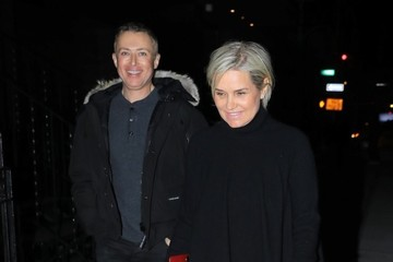 Yolanda Hadid Yolanda Hadid Goes Out With a Friend in NYC