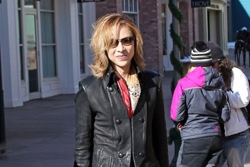 Yoshiki Hayashi Celebrities Out and About at the Sundance Film Festival