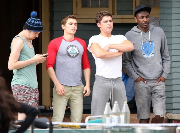 Zac Efron And Dave Franco Neighbors