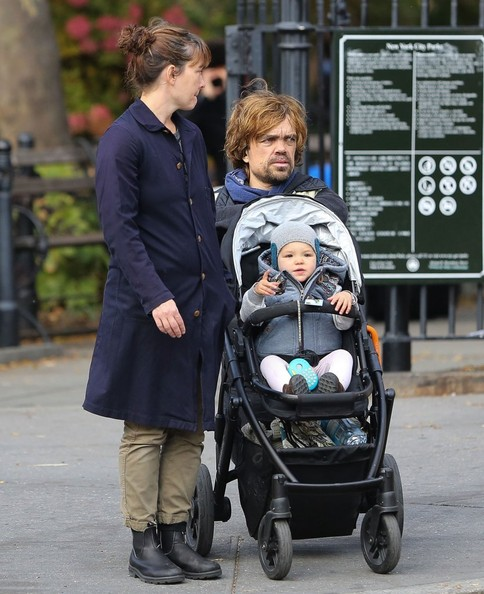 Zelig Dinklage Pictures - Peter Dinklage and Family Go for ...