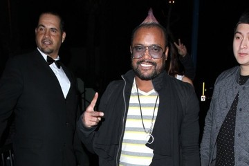 apl.de.ap Celebrities Enjoy a Night Out in Hollywood