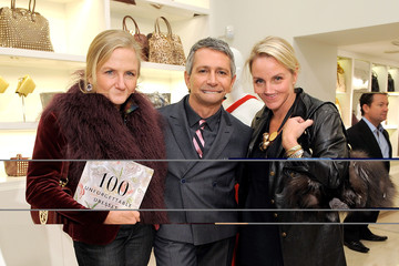 "Courtney Moss ""100 Unforgettable Dresses"" Book Launch"