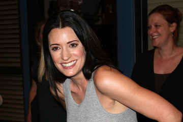"Paget Brewster 100th Episode Celebration For CBS' ""Criminal Minds"""