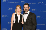 Holly Burrell and actor Ty Burrell attend the 101st Annual White House Correspondents' Association Dinner at the Washington Hilton on April 25, 2015 in Washington, DC.