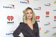 (EDITORIAL USE ONLY. NO COMMERCIAL USE.) Sarah Michelle Gellar attends 102.7 KIIS FM's Jingle Ball 2019 Presented by Capital One at the Forum on December 6, 2019 in Los Angeles, California.