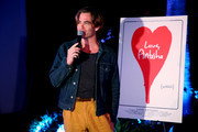 """Chris Pine speaks during the 10th anniversary screening of """"Star Trek"""" at Hollywood Forever and trailer premiere of """"Love, Antosha"""" at Hollywood Forever on June 09, 2019 in Hollywood, California."""