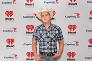 In this image released on September 18, Jon Pardi attends the 10th Anniversary of the iHeartRadio Music Festival streaming on CWTV.com and The CW App on September 18 & 19 and broadcast on The CW Network on September 27 & 28.