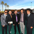 Los Amigos Invisibles The 10th Annual Latin GRAMMY Awards - Green Carpet