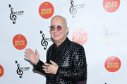 Paul Shaffer attends the 10th Annual Little Kids Rock benefit concert: Celebrating Lives Transformed Through Music Education at PlayStation Theater on November 8, 2018 in New York City.