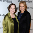 Gail Collins 10th Annual New York Times Arts & Leisure Weekend - Kevin Spacey & Katie Couric Photocall