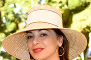 Moran Atias attends the 10th Annual Veuve Clicquot Polo Classic Los Angeles at Will Rogers State Historic Park on October 05, 2019 in Pacific Palisades, California.