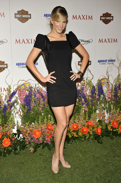 Heather Morris Heather Morris poses for a picture at the 11th Annual Maxim