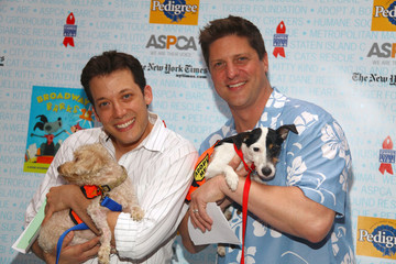 Christopher Sieber 11th Annual Broadway Barks
