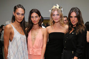 Alessandra Ambrosio and Joan Smalls Photos Photo