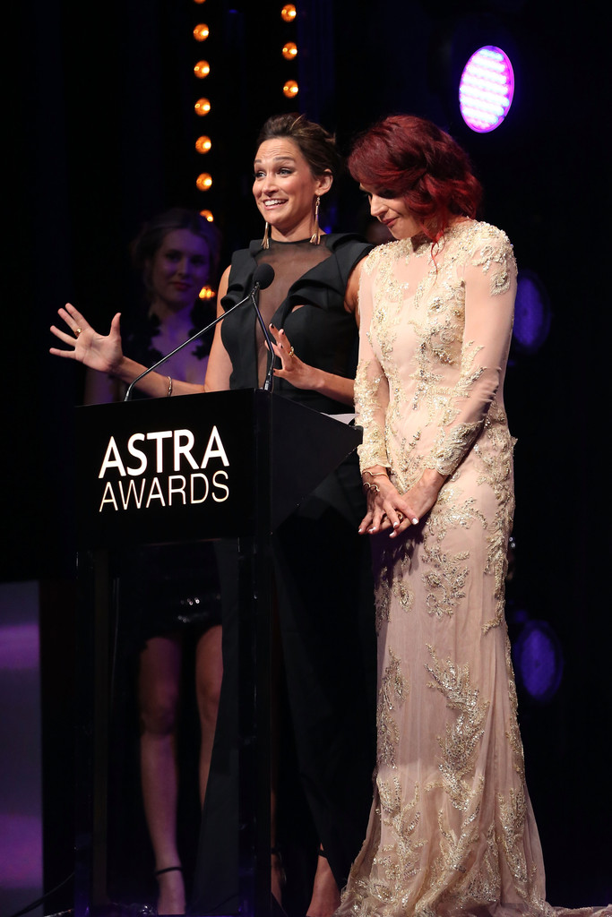 Nicole Da Silva Photos Photos 12th Astra Awards Show