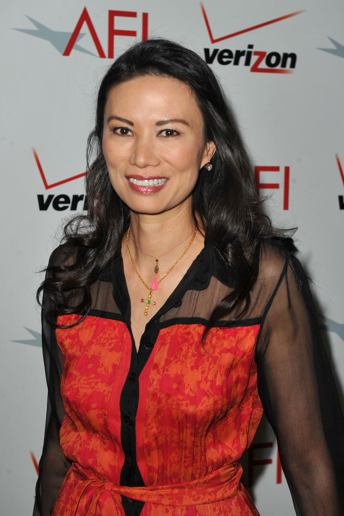 Wendi Deng Murdoch Photos Photos 12th Annual Afi Awards