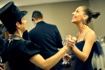 Catherine Marie Thomas 12th Annual Costume Designers Guild Awards - Backstage