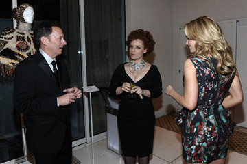 Audrey Fisher 12th Annual Costume Designers Guild Awards - Reception