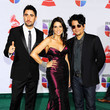 Lena Burke The 12th Annual Latin GRAMMY Awards - Arrivals