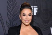 Eva Longoria attends the 12th Annual Women in Film Oscar Nominees Party Presented by Max Mara with additional support from Chloe Wine Collection, Stella Artois and Cadillac at Spring Place on February 22, 2019 in Los Angeles, California.