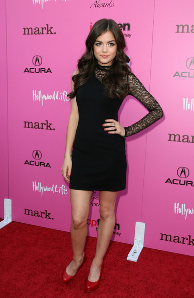 Lucy Hale Actress Lucy Hale arrives at the 12th Annual Young Hollywood Awards on May 13, 2010 in Los Angeles, California.