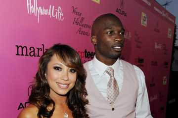Chad Johnson Cheryl Burke 12th Annual Young Hollywood Awards - Arrivals