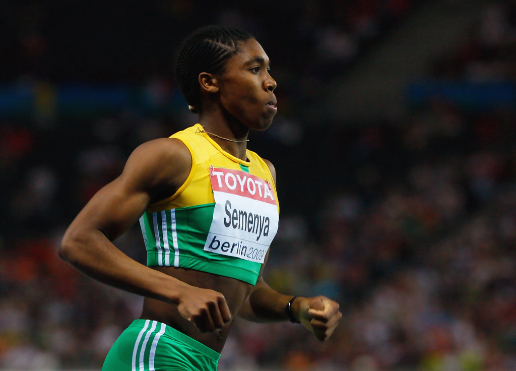 Caster Semenya Not Allowed To Race Today