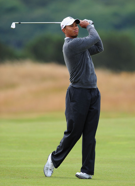 Tiger+Woods in The 138th Open Championship - Previews