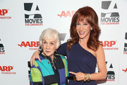 Kathy Griffin and Maggie Griffin Photos Photo