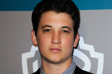 Miles Teller 13th Annual Warner Bros. And InStyle Golden Globe Awards After Party - Arrivals