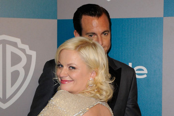 Will Arnett Amy Poehler 13th Annual Warner Bros. And InStyle Golden Globe Awards After Party - Arrivals