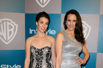 Rainey Qualley 13th Annual Warner Bros. And InStyle Golden Globe Awards After Party - Arrivals