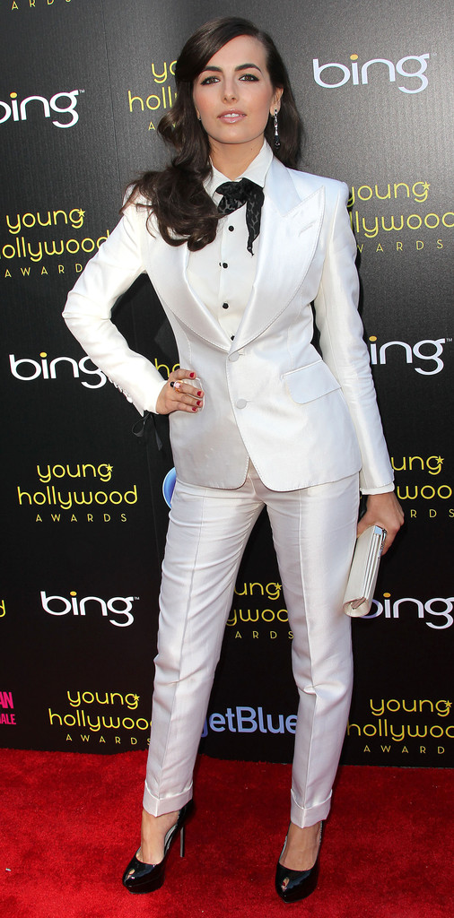 Actress Camilla Belle attends the 13th Annual Young Hollywood Awards at Club Nokia on May 20, 2011 in Los Angeles, California.