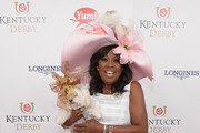 TV personality Star Jones attends the 142nd Kentucky Derby at Churchill Downs on May 07, 2016 in Louisville, Kentucky.