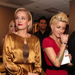 Trish Summerville Green Room at the Costume Designers Guild Awards