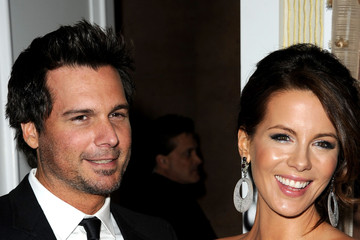 Kate Beckinsale Len Wiseman 14th Annual Costume Designers Guild Awards With Presenting Sponsor Lacoste - Arrivals