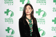 Julia Jackson attends the 14th Annual Global Green Pre Oscar Party at TAO Hollywood on February 22, 2017 in Los Angeles, California.