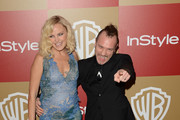 Malin Akerman and Roberto Zincone Photos Photo