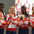 Anyika Onuora and Eilidh Child