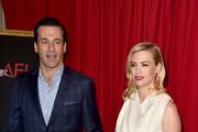 January Jones Jon Hamm Photos Photo