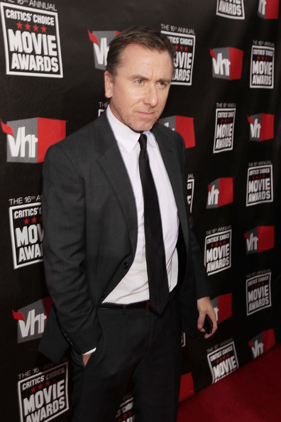 Actor Tim Roth arrives at the 16th annual Critics' Choice Movie Awards at the Hollywood Palladium on January 14, 2011 in Los Angeles, California.