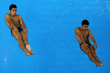 Abdul Rahman 16th Asian Games - Day 11: Diving