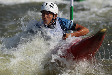 Rafail Vergoyazov 16th Asian Games - Day 2: Canoe/Kayak